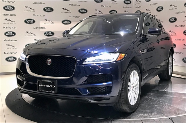Used Jaguar F Pace New York Ny