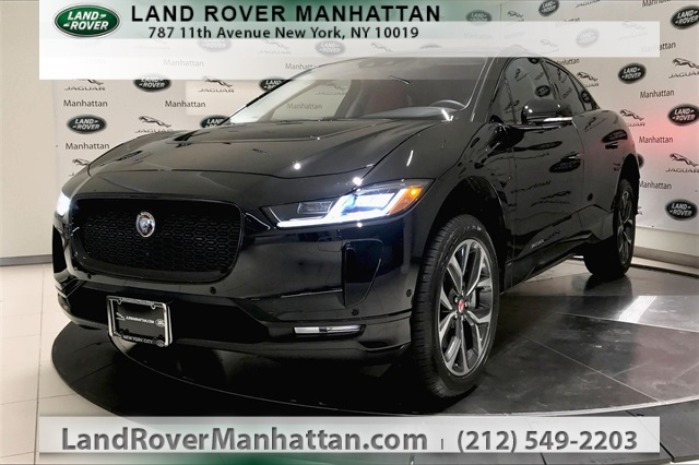 2019 Jaguar I-PACE HSE With Navigation & AWD